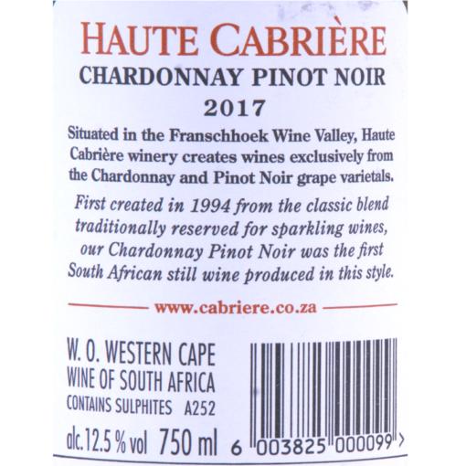 Haute_Cabriere_Chardonnay_Pinot_Noir_Etikette
